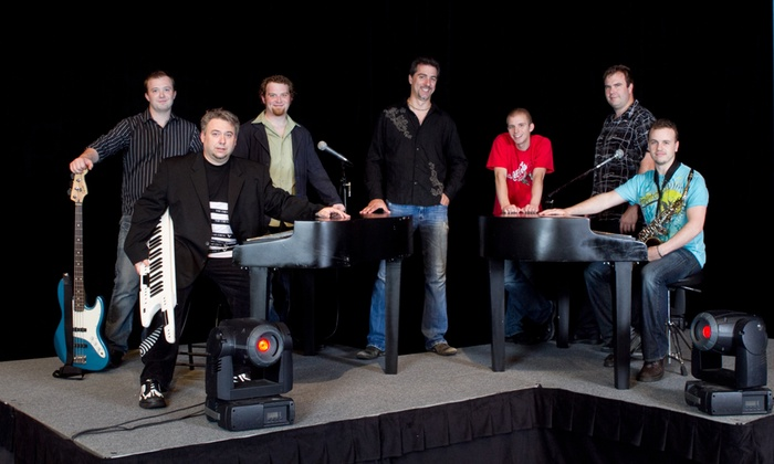 Dueling Pianos - Scarlet Event Center: Dueling Pianos at Scarlet Event Center on Friday, March 27, at 7:30 p.m. (Up to 40% Off)