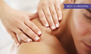 U Relax Massage - Livingston: One-Hour Individual or Couples Well-Being Massage at U Relax Massage (Up to 30% Off).