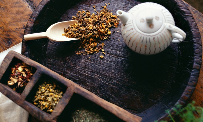 Capital Teas - Rittenhouse Square: Loose Tea and Teaware, Organic Starter Set, or Best-Seller Starter Set from Capital Teas (Up to 52% Off)