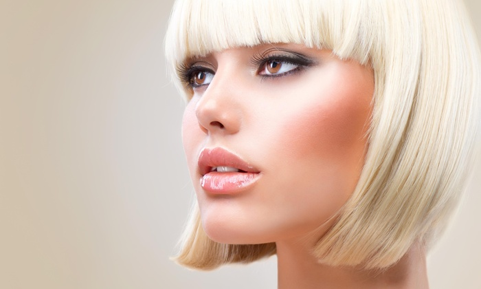 The BeautyAsylum - Canyon Gate: Haircut with Shampoo and Style from The Beauty Asylum (59% Off)