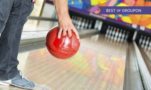 Harlow Bowl: Bowling with Chips and Soft Drink for Four or Six at Harlow Bowl (Up to 52% Off)