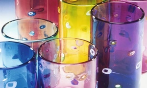 Ridabock Glass Studio & Gallery: $209 for a Two-Hour Private Glass-Blowing Class for Two at Ridabock Glass Studio & Gallery ($400 Value)