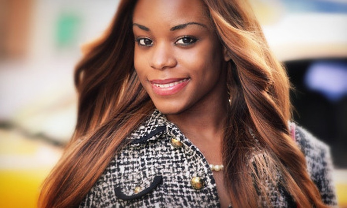 Laketa Patrick at Healing Touch Salon & Boutique - Jonesboro: Women's Haircut with Option of Style or Color from Laketa Patrick at Healing Touch Salon & Boutique (Half Off)