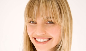 Hair By Ann: Haircut Package with Options for Single-Process Color or Partial or Full Highlights at Hair By Ann (Up to 52% Off)