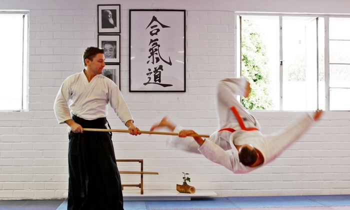 Aikido Academy Los Angeles - Beverly Hills: $39 for $130 Worth of Martial Arts Lessons — Aikido Academy Los Angeles