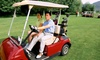 Stones Throw Golf Course - Lincoln School: One or Two 18-Hole Rounds of Golf for Two or Four with Cart Rental at Stones Throw Golf Course (Up to 52% Off)