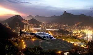 Private Helicopter Flight Lesson For One Or Two From Heliflights (up To 53% Off)