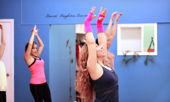 Bravo's Party - Eglinton West: 8, 12, or 16 Zumba, Bokwa, Dance, and Fitness Classes at Bravo's Party (Up to 62% Off)