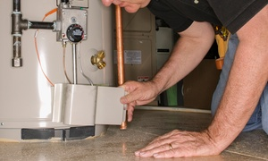 Benjamin Franklin Plumbing: $59 for Water-Heater Tune-Up, Flush, and 14-Point Inspection from Benjamin Franklin Plumbing ($139 Value)