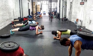 Crossfit Sono: $79 for One Month of Unlimited CrossFit at CrossFit SoNo ($199 Value)