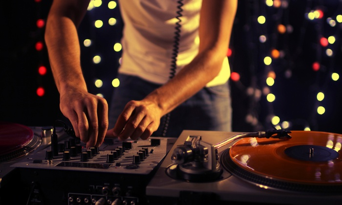 Inkredible Sounds - Tyler: Four Hours of DJ Services from Inkredible Sounds DJ (50% Off)