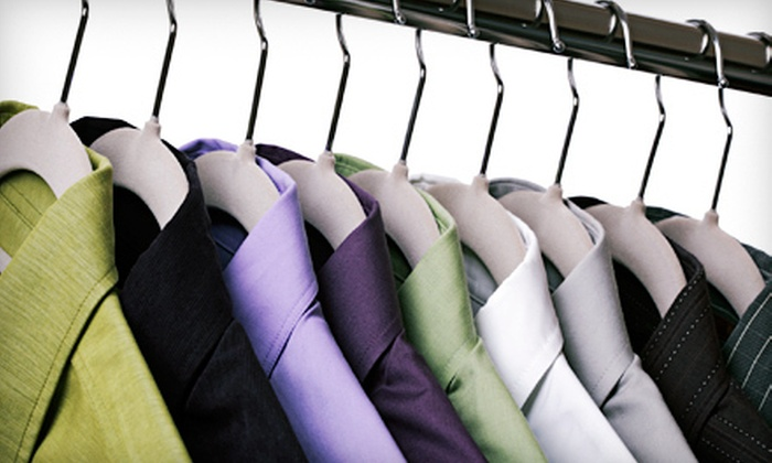 Sidney Professional Dry Cleaners - Sidney: Dry Cleaning for Clothing, Household Items, or Wedding Dress at Sidney Professional Dry Cleaners (Up to 51% Off)