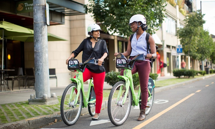 Pronto Cycle Share: One-Year Membership, Three 3-Day Access Passes, or Three 24-Hour Passes with Pronto Cycle Share (Up to 33% Off)