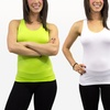 3-Pack of Freedom Activewear Racerback Tanks