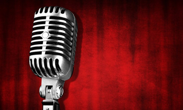 Virginia Beach Funny Bone - Virginia Beach Funny Bone: Standup-Comedy Show for Two, Four, or Eight at Virginia Beach Funny Bone (Up to 81% Off)