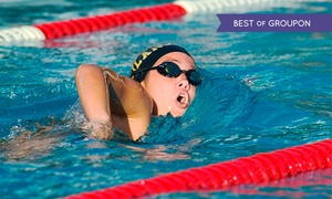 Move GB: Ten Swim Passes at Locations Across London, Hertfordshire, Middlesex and Surrey for £10 from MoveGB (84% Off)