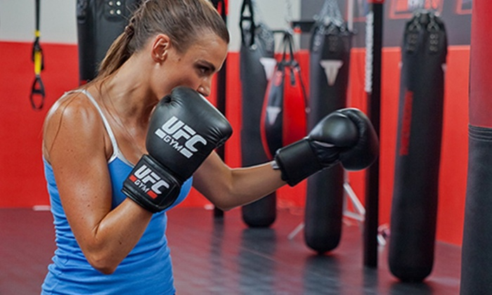 UFC GYM Matthews - East Forest: Two Weeks of Gym Membership at UFC GYM Matthews (65% Off)