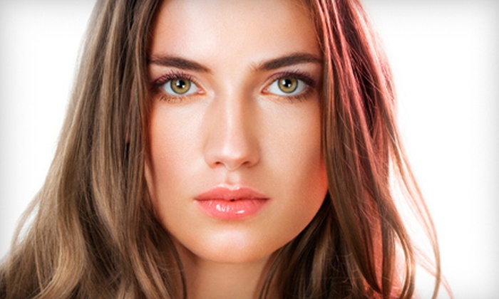 Hair Body & Soul Studio and Spa - Oakville: Haircut, Blow-Dry, and Style with Optional Accent Highlights at Hair Body & Soul Studio and Spa (Up to 72% Off)
