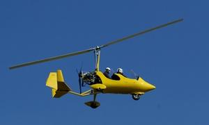 Air Libre Passion Pro (Sarl): Vol de 20 min ou d'1h en ULM multiaxe, pendulaire, ou autogire dès 29,90 € avec Air Libre Passion Pro