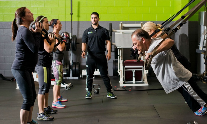 181 Fitness - Vista: Lose Weight and Build Muscle During Two Weeks of Strength and Conditioning Classes at 181 Fitness