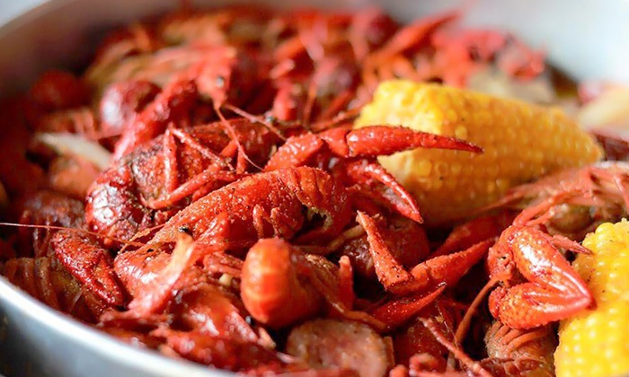 Asian and southern food crawfish asian cuisine groupon for Asia asian cuisine