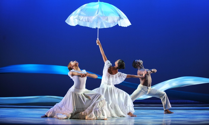 """Flamenco Passion"" or ""Ailey II"" - University Park: ""Flamenco Passion"" or ""Ailey II"" at Center for Performing Arts at Governors State University (Up to 51% Off)"