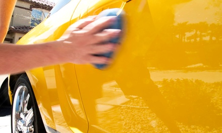 $59 for One Exterior or Interior Auto Detailing at The Pampered Carriage ($118 Value)