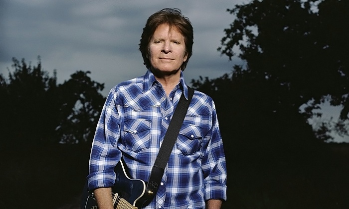 John Fogerty - Charter Amphitheater: John Fogerty at Charter Spectrum Amphitheatre on May 13 at 7:30 p.m. (Up to 37% Off)