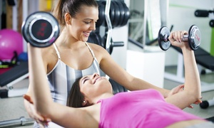 ReShape For Your Health: Up to 78% Off personal training sessions at ReShape For Your Health