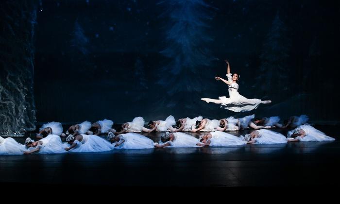 """Peninsula Youth Ballet: """"The Nutcracker"""" - San Mateo Performing Arts Center: Peninsula Youth Ballet Presents """"The Nutcracker"""" on November 28 or 29"""