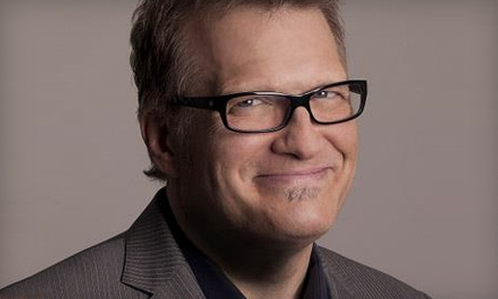 Drew Carey - Carnegie Library Music Hall: Drew Carey Standup at Carnegie Library Music Hall on Friday, November 22, at 8 p.m. (Up to 50% Off)
