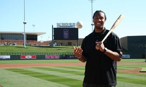 Larry Fitzgerald Celebrity Softball Game – Up to 52% Off at Larry Fitzgerald Celebrity Softball Game, plus 6.0% Cash Back from Ebates.