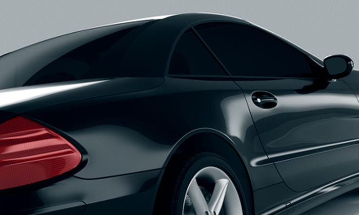 A&A Royal Auto Trim - Old Westport: $120 for Full Car Window Tinting at A&A Royal Auto Trim ($240 Value)