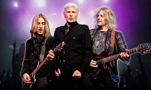 Dennis DeYoung: The Music of Styx: Dennis DeYoung: The Music of Styx on Thursday, February 25, at 8 p.m.