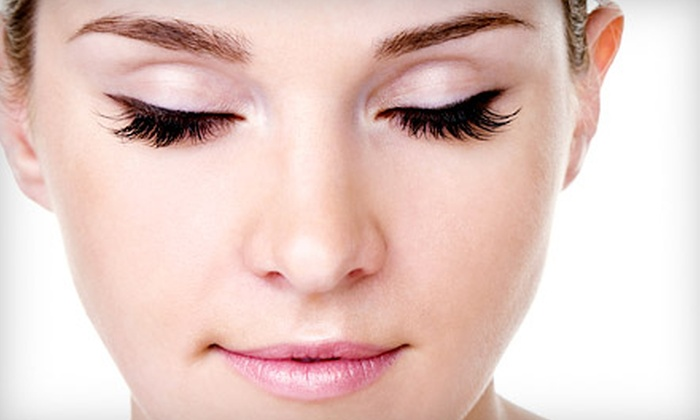 Endless Glow - Oates Drive: $20 for Custom Makeup Application withe Eyelash Extensions at Endless Glow ($40 Value)