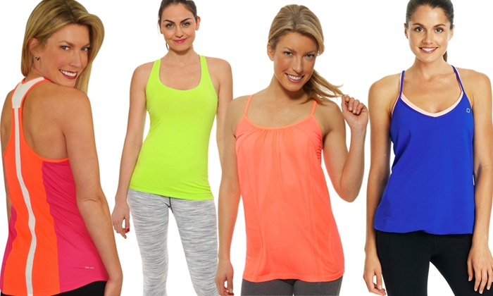 Pinks and Greens: Women's Sports and Activewear Brands at Pinks and Greens (Half Off)