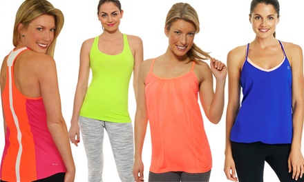 Women's Sports and Activewear Brands at Pinks and Greens (Half Off)