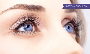 Bellini Beauty Bar: One Full Set of Eyelash Extensions with Two Optional Fills at Bellini Beauty Bar (Up to 70% Off)