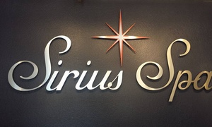 Sirius Spa: Up to 57% Off One hour massage or facial  at Sirius Spa