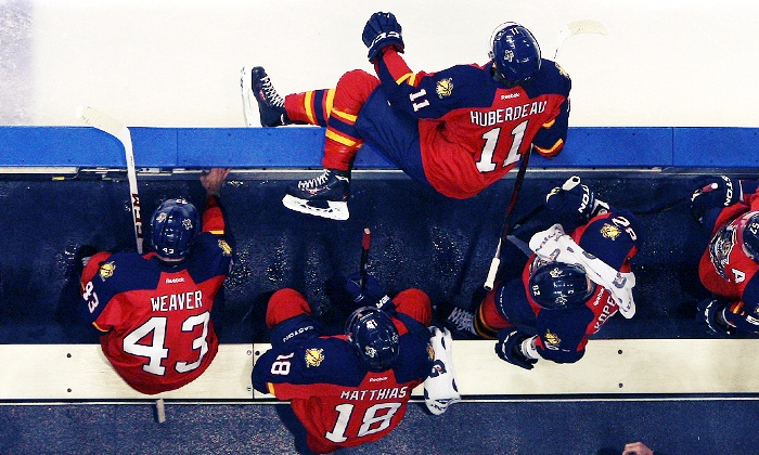 Florida Panthers - BB&T Center: Florida Panthers Game for Two at BB&T Center on February 4 or 6 (Up to 71% Off)