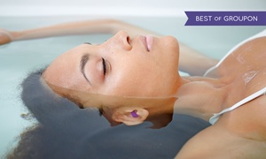 Salternative Spa: One, Two, or Four 60-Minute Sessions in a Flotation Tank at Salternative Spa (Up to 32%Off)