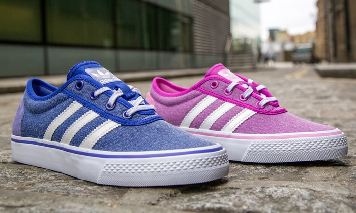 huge selection of e7fb8 0ac76 Ladies Adidas Adi Ease Trainers
