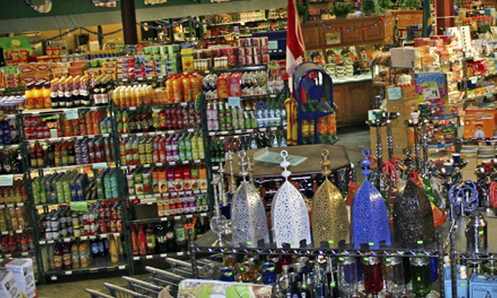 International Food Club - 33rd Street Industrial: $11 for $20 Worth of International Groceries and Prepared Foods at International Food Club