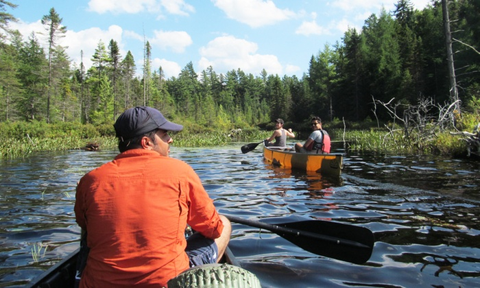 Destination Backcountry Adventures - Multiple Locations: Paddling or Hiking Trip from Destination Backcountry Adventures & Partners (Up to 47% Off). Three Options Available.