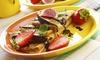 Fresh Hour - Lyon: 1 galette salée et 1 crêpe sucrée à savourer en duo à 14,90 € au restaurant Fresh Hour