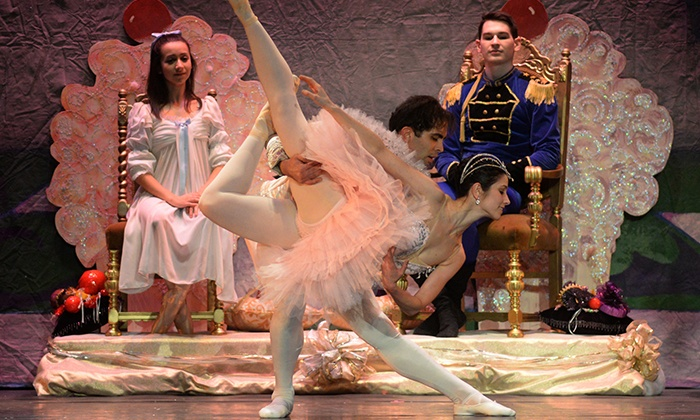 """The Nutcracker"" - Avondale Performing Arts Center: ""The Nutcracker"" presented by Michigan Ballet Theatre on December 18, 19, or 20"