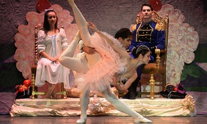 """The Nutcracker"": ""The Nutcracker"" presented by Michigan Ballet Theatre on December 18, 19, or 20"