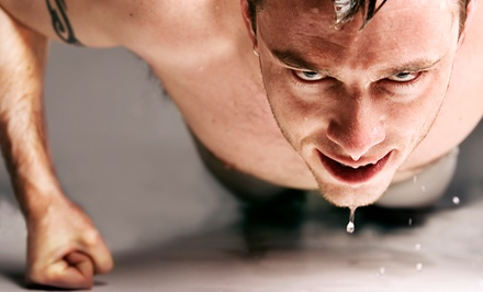 $30 for $60 Groupon — CrossFit785