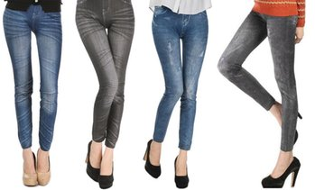 Pack de 4 leggings