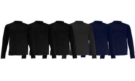 Set di maglie a collo alto